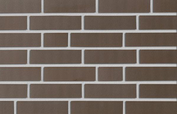 Клинкерный кирпич ROBEN PERTH NF 50 коричневый гладкий 240x115x71