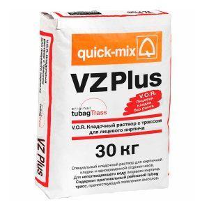 Quick-mix VK 01 кладочный раствор для лицевого кирпича с водопоглощением < 3%