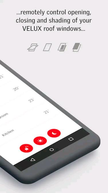 Google Play - Velux Active