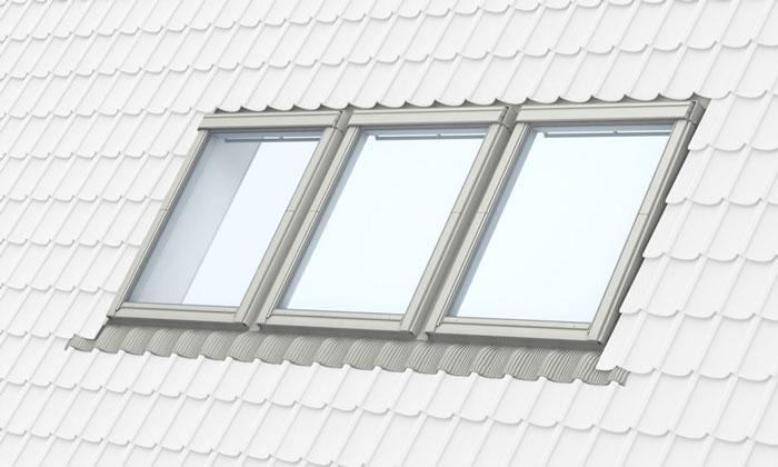 мансардные окна Велюкс