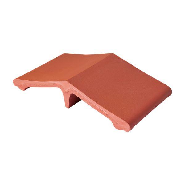 соединитель King Klinker (01) Рубиновый красный для клинкерной крышки на забор любой длины