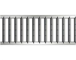 Решетка для каналов ACO Self (оцинкованная сталь) 500 мм