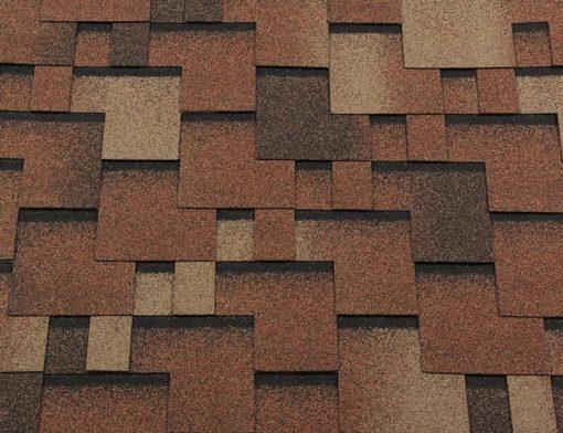 Roofshield (Руфшилд) КЛАССИК Модерн, цвет - сандаловый (C-M-20)