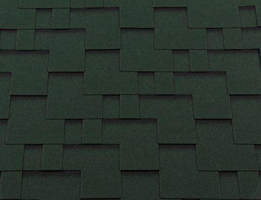 Roofshield (Руфшилд) КЛАССИК Модерн, цвет - зеленый с оттенением (C-M-22)