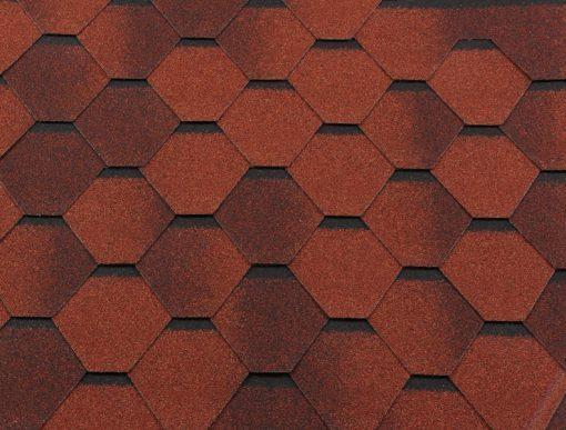 Roofshield (Руфшилд) КЛАССИК Стандарт, цвет - кирпично красный антик (C-S-10)