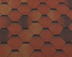 Roofshield (Руфшилд) КЛАССИК Стандарт, цвет - красно коричневый (C-S-42)