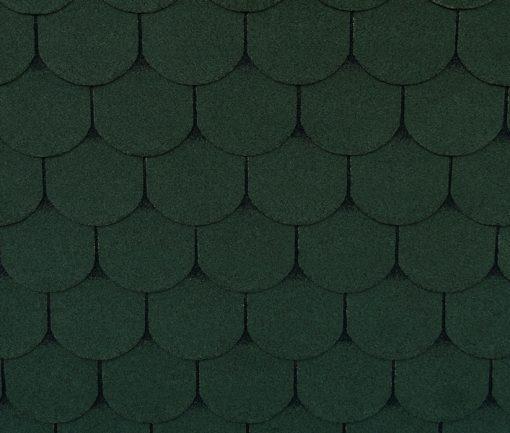 Roofshield (Руфшилд) ФЕМИЛИ ЛАЙТ Готик, цвет - зеленый (FL-G-32)