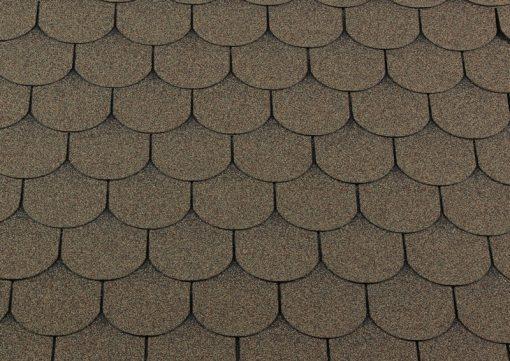 Roofshield (Руфшилд) ФЕМИЛИ ЛАЙТ Готик, цвет - греческая (FL-G-33)