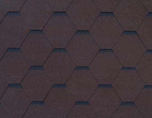 Roofshield (Руфшилд) ФЕМИЛИ ЛАЙТ Стандарт, цвет - коричневый с оттенением (FL-S-2)