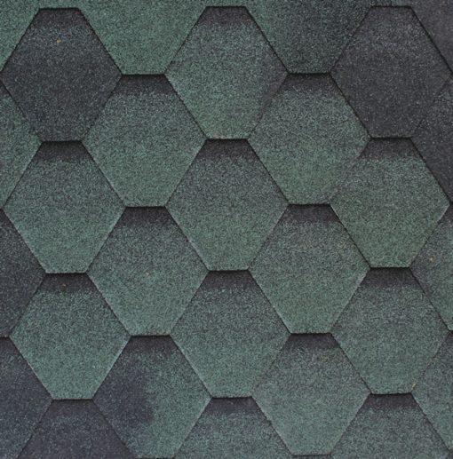 Roofshield (Руфшилд) ФЕМИЛИ ЭКО ЛАЙТ Стандарт, цвет - зеленый с оттенением (FL-S-51)
