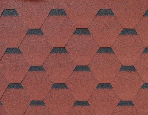 Roofshield (Руфшилд) ФЕМИЛИ ЛАЙТ Стандарт, цвет - красный с оттенением (FL-S-9)