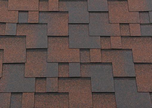 Roofshield (Руфшилд) ПРЕМИУМ, цвет - медный (P-M-17) Модерн