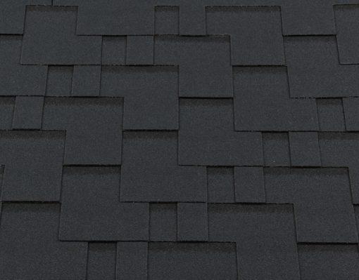 Roofshield (Руфшилд) ПРЕМИУМ, цвет - бархатно черный (P-M-28) Модерн