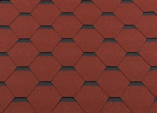 Roofshield (Руфшилд) ПРЕМИУМ Стандарт, цвет - красный с оттенением (P-S-9)