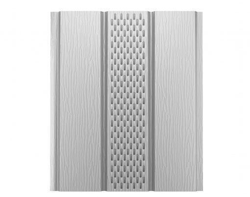 Софит алюминиевый AquaSystem мраморно-белый (RR20 PE)