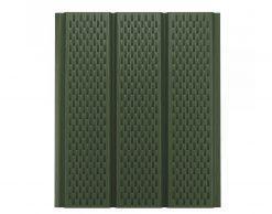 Софит металлический AquaSystem с полной перфорацией GreenCoat Pural BT