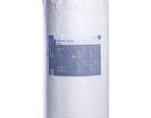 Tyvek Metal 407 гр/м2 1,5м x 25,0м гидроизоляционная объемная диффузионная мембрана для фальцевой кровли