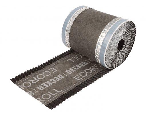 Коньковая лента DECKER-EcoRoll 180 мм х 5 м.п