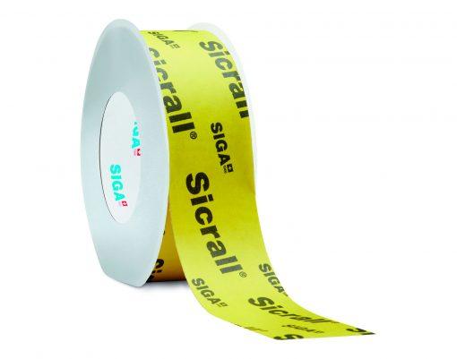 SIGA Sicrall 60мм x 40мп односторонняя клейкая лента с высокой адгезией